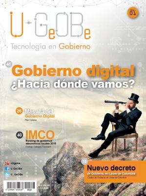 Compra u-GeOBe Tecnología en Gobierno