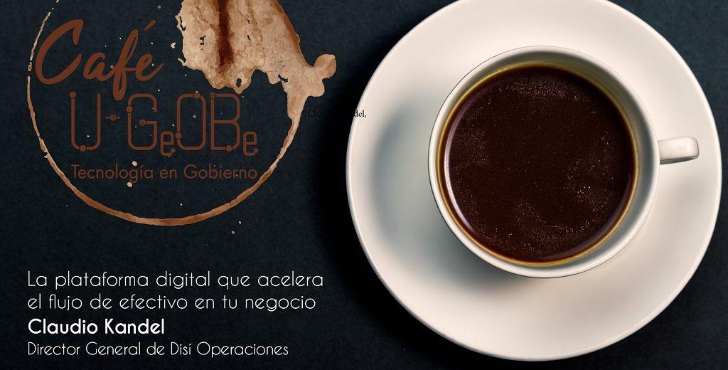 CAFÉ u-GOB Claudio Kandel