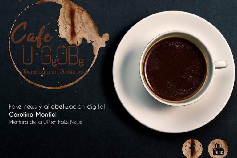 CAFÉ u-GOB Carolina Montiel