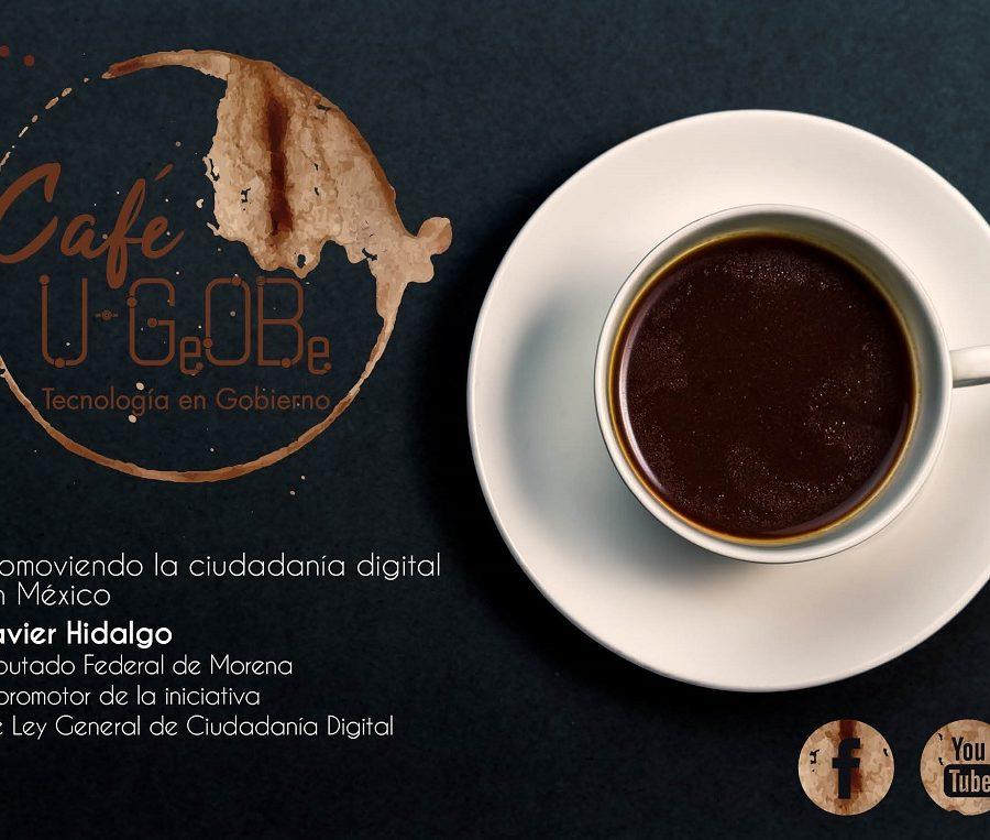CAFÉ u-GOB Javier Hidalgo