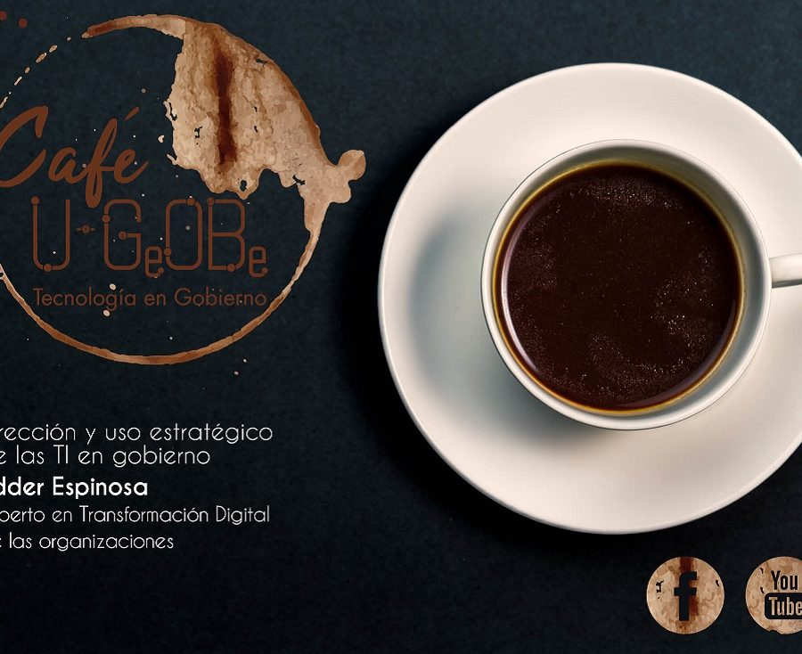 CAFÉ u-GOB redes Edder Espinosa