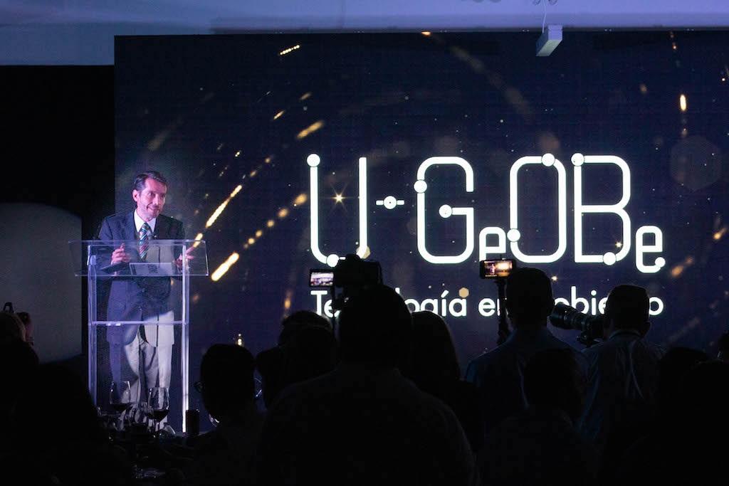 Así fue la 4a Entrega de los Premios u-GOB al Gobierno Digital