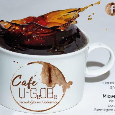 Café u-GOB 27 Innovación Smart en Zaragoza (España)