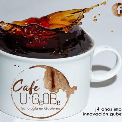 CAFÉ u-GOB 4 años impulsando la innovación gubernamental
