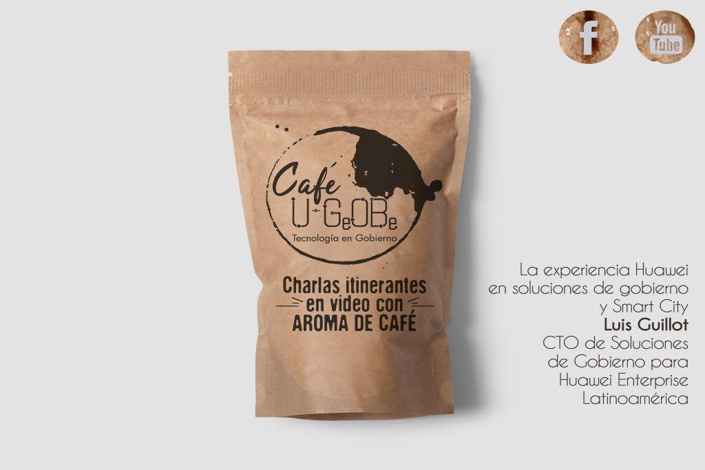 CAFÉ u-GOB Luis Guillot