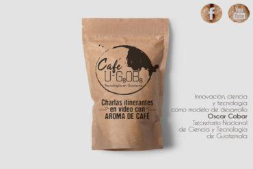 CAFÉ u-GOB Oscar Cobar