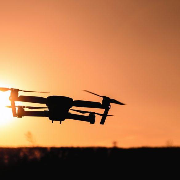 Drones, Inteligencia Artificial y policía: ¿qué tienen en común?
