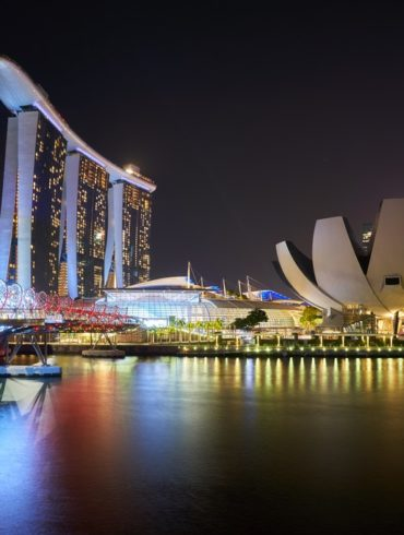 Robots: el futuro de la construcción en Singapur