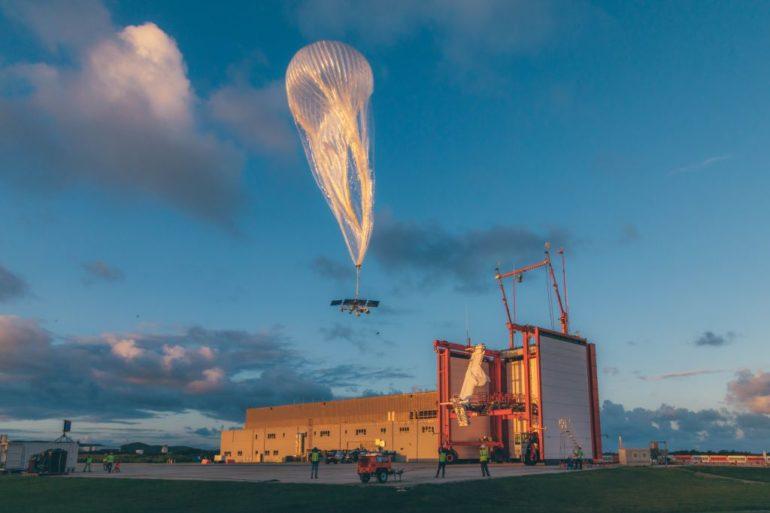 Perú, primer país en Latinoamérica en brindar internet a través de globos aéreos