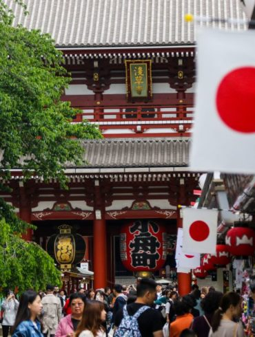 Los pasos agigantados de Japón: tecnología 6G, 10 veces más rápido que el 5G