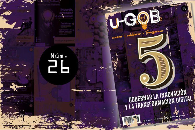 5 años de la revista u-GOB: Gobernar la Innovación y la Transformación Digital