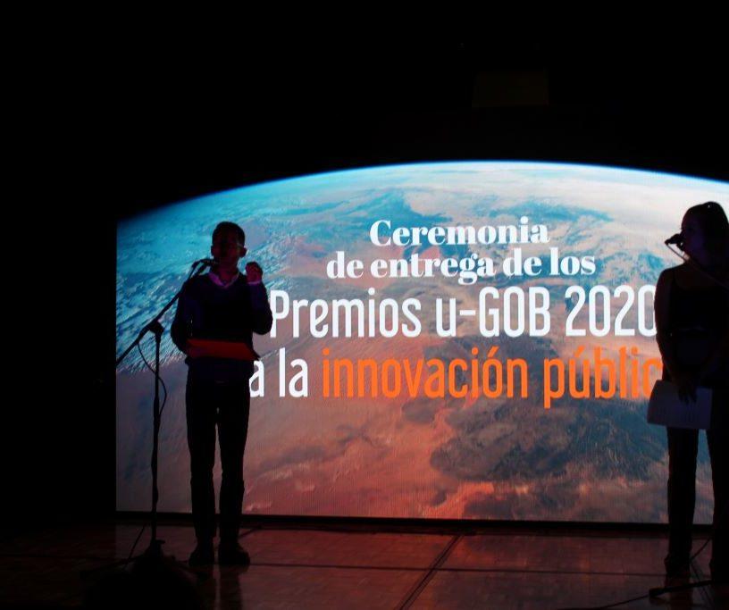 Innovación Pública: Proyectos ganadores de los Premios u-GOB 2020