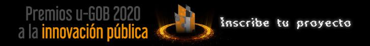 Convocatoria Premios u-GOB 2020