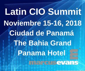 Latin CIO 2018