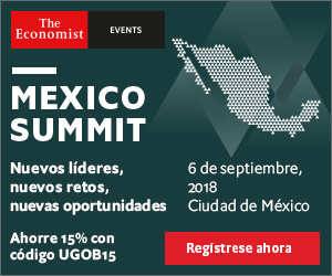 The Economist Summit Mexico 2018