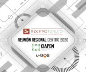 Reunión regional centro 2020 CIAPEM en Azcapotzalco